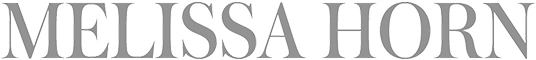 Melissa Horn Logotyp